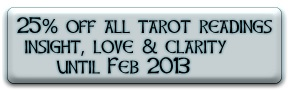 tarot reading discount