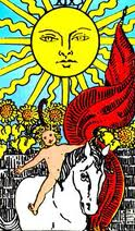 The sun card tarot meaning