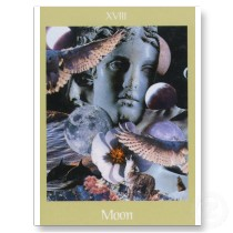 the moon card tarot