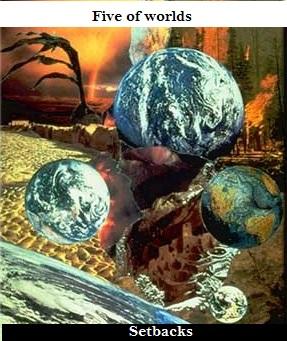 five of worlds tarot