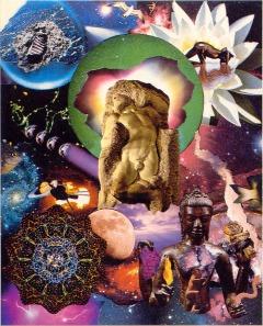 universe tarot card
