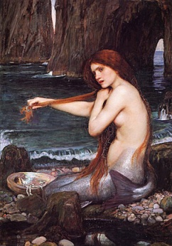 waterhouse_mermaid