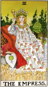 The empress tarot meaning