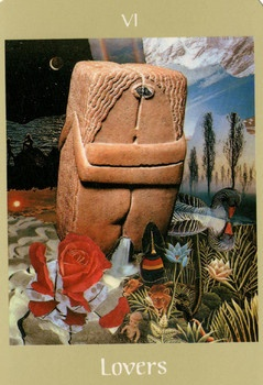 lovers tarot meaning