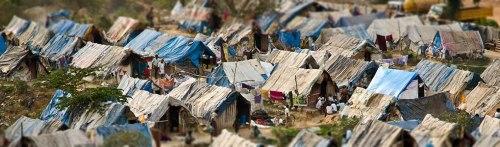india slums donate