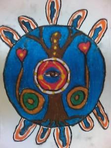 mandala solstice ritual