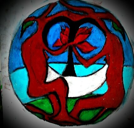 April new moon mandala love ritual