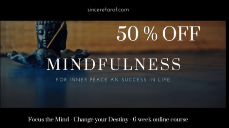 Mindfulness for prosperity course