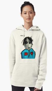 yoga fashion hoodie