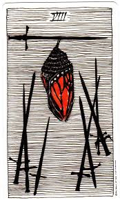 eight of swords tarot meaning
