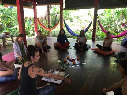 yoga bali essence retreat
